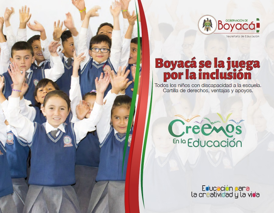 Invitación a padres para que inscriban a sus hijos con necesidades educativas especiales
