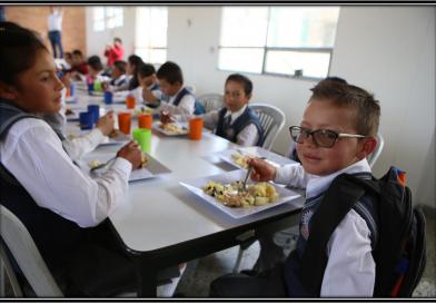 Galería de fotos – Inició Plan Alimentario Compartir Recrear Educar Alimentar CREA, Boyacá 2017