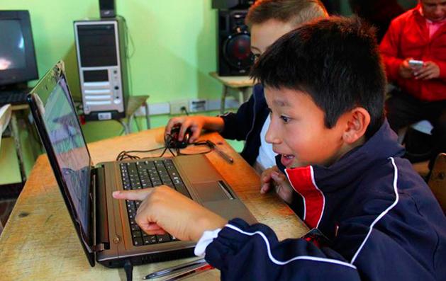Conectividad educativa Educación Boyacá