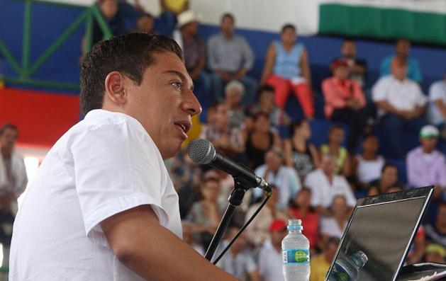 Inicia la gira 'Creemos en Boyacá. Tierra de Paz y Libertad'