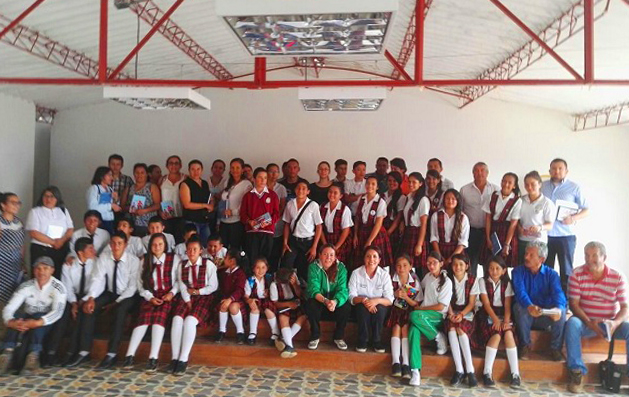 San José de Pare - Escuela de liderazgo