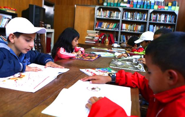 Bibliotecas de Boyacá ganan estímulo del Ministerio de Cultura