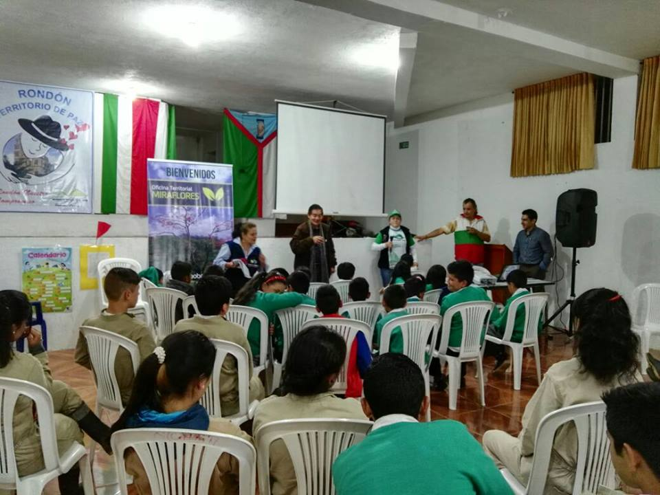 Día del Agua Rondon -I.E San Rafael (1)