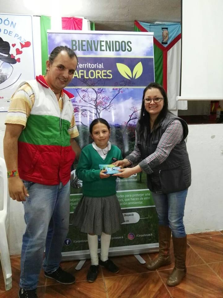 Día del Agua Rondon -I.E San Rafael (2)