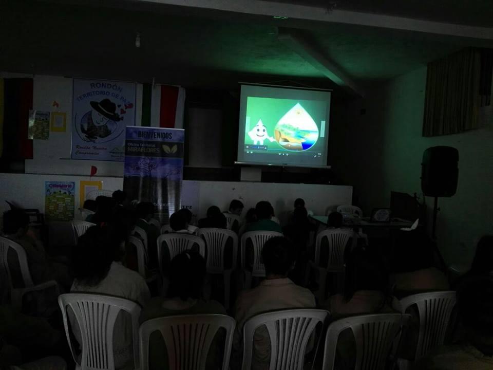 Día del Agua Rondon -I.E San Rafael (4)