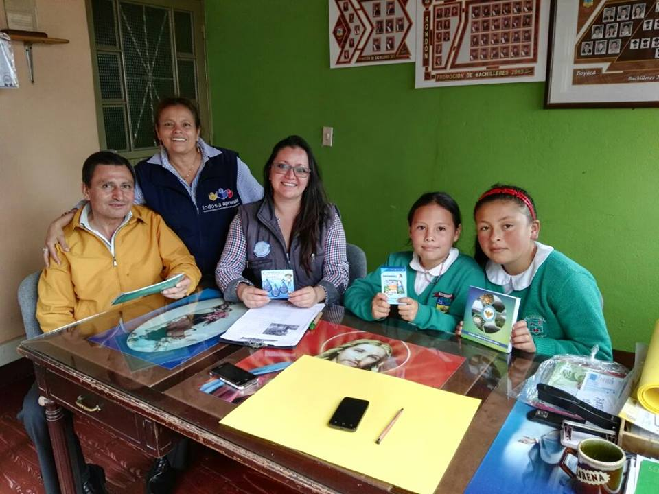 Día del Agua Rondon -I.E San Rafael (6)