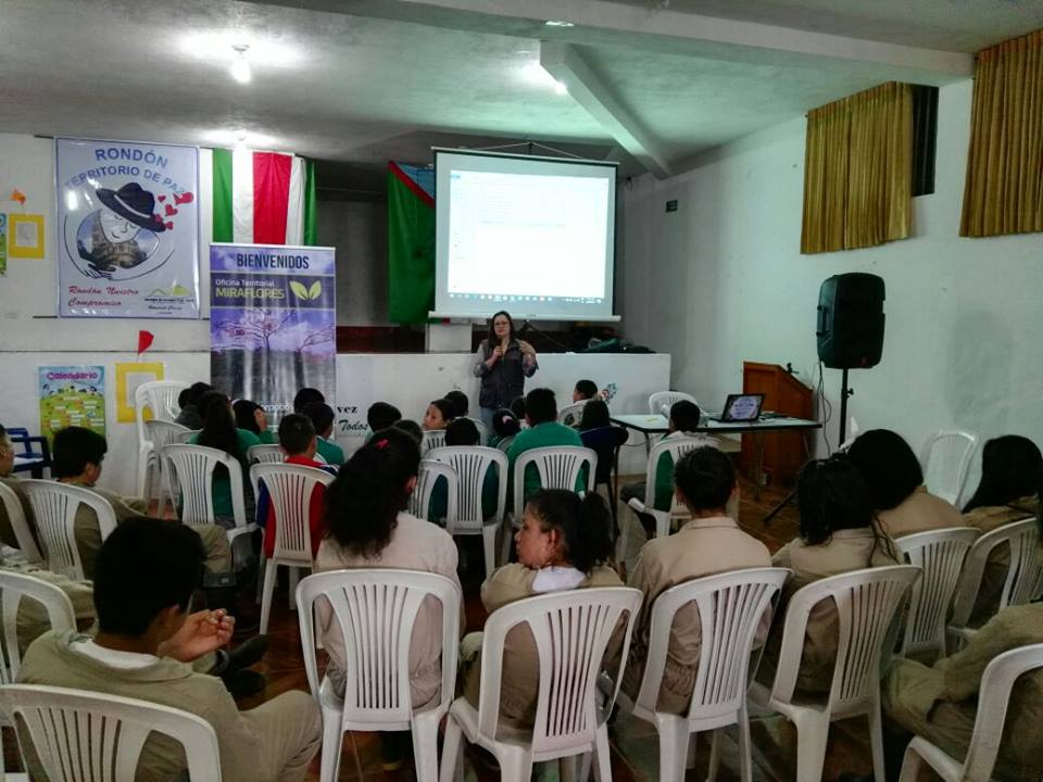 Día del Agua Rondon -I.E San Rafael (7)