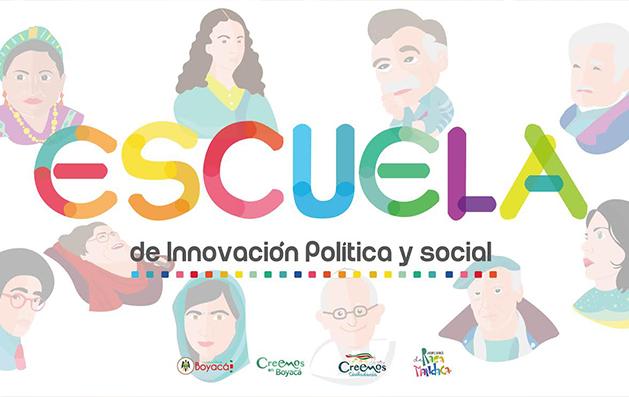 Escuela de inovación política - Gobernación de Boyacá