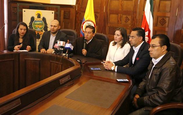 Normal de Güicán recoursos aprobados OCAD - Gobernación de Boyacá