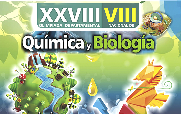 Olimpiada Nacional de ciencias naturales