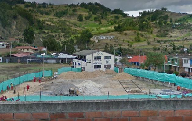 Una nueva obra de infraestructura escolar se entregará al servicio de la comunidad Tasco.