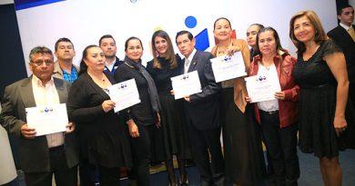 Boyacenses se graduaron en la celebración de los cinco años del programa 'Todos a Aprender 2.0'