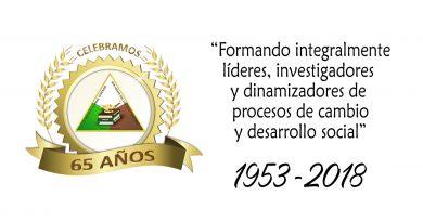 """Celebración de los 65 años de vida académica de la Escuela Normal Superior """"Sor Josefa del Castillo y Guevara"""" de Chiquinquirá."""