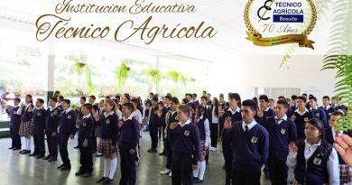 Institución Educativa Técnico Agrícola de Boavita celebrará 70 AÑOS de vida
