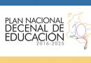 FOROS NACIONALES PNDE 2016 – 2026