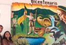 Obra de arte del Bicentenario causa impacto en la comunidad educativa de Cerinza