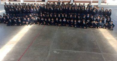 Institución Educativa 'Los Comuneros' cumplirá 12 años de funcionamiento