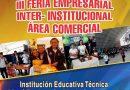 Somondoco realizará III Feria Empresarial Interinstitucional para promover desarrollo económico