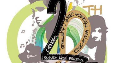 Institución Educativa de Ciénega invita al 20th English Song Festival