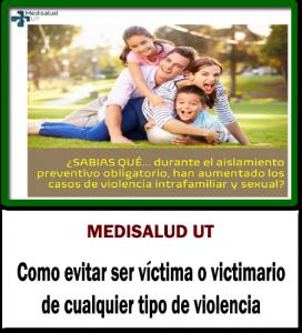 MediSalud-Como-evitar-ser-victima-de-violencia