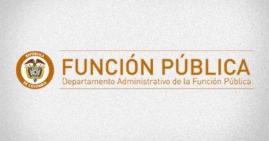 Función Pública destaca los avances de las entidades públicas en el índice de Desempeño Institucional