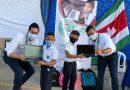 Gobernación entregó en Puerto Boyacá dotaciones que fortalecerán la educación y la seguridad de los actores del sector