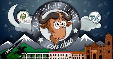 Quedan dos días para comenzar el Primer Encuentro de 'Software Libre con Clase' en Boyacá