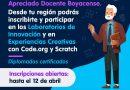 Inscripciones abiertas para diplomados en Laboratorios de Innovación y Experiencias Creativas para docentes de Boyacá
